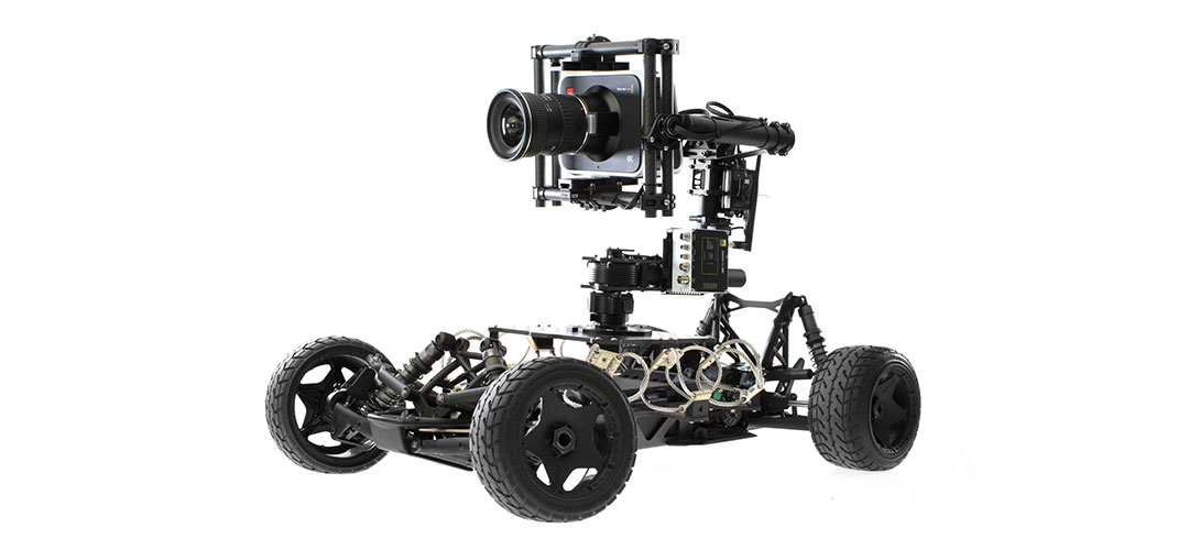 TERO + MoVI M10 with 2 Operators