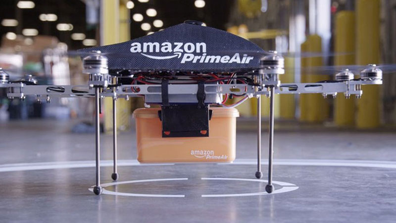 Amazon Prime drone innovation