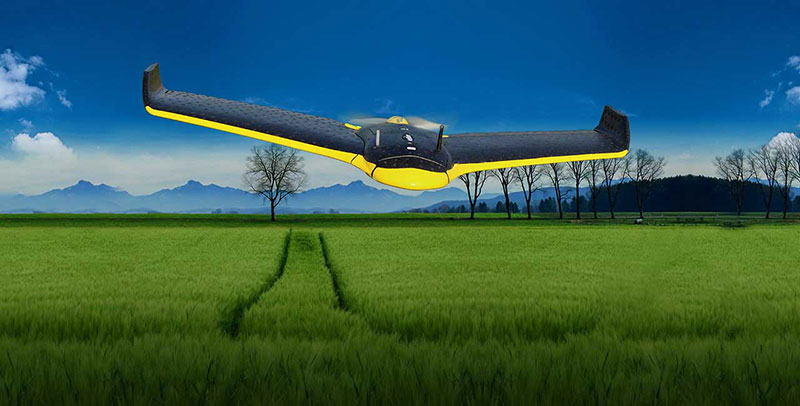Agricultural drone innovation