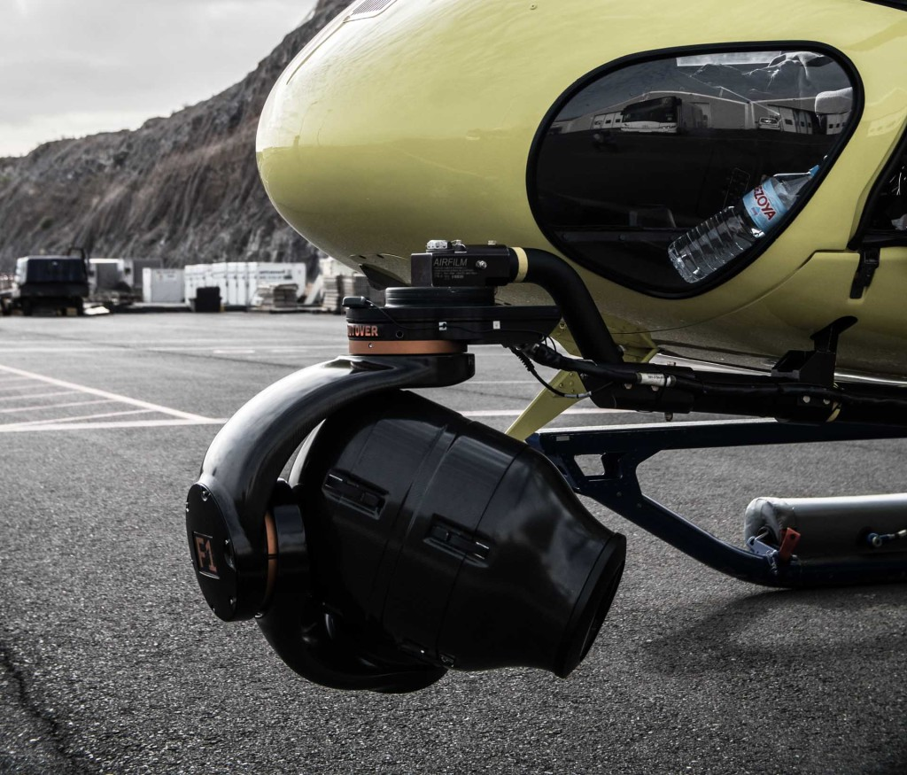 Helicopter Shotover F1 Hire Aerial Filming