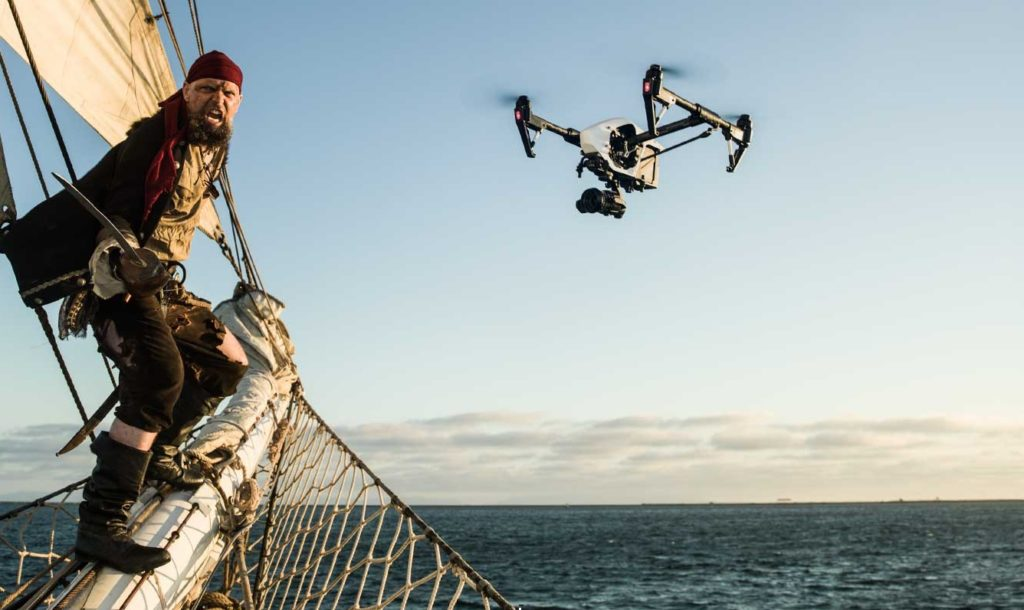 DJI Inspire 1 Pro: A Professional Drone for Professional Filming