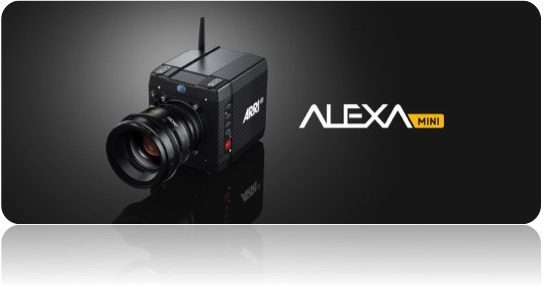 ARRI Alexa Mini - The definitive camera for drone aerial cinematography