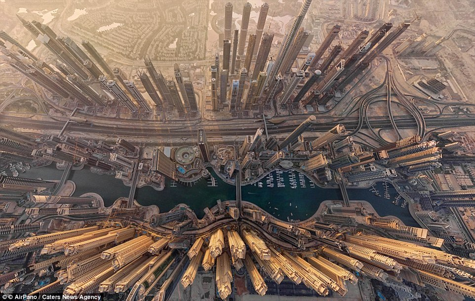 Aerial Photography Excellence 5 Brilliant Drone Images
