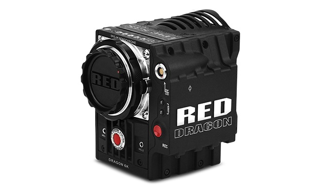 RED Dragon: A Cinema Camera in 6K