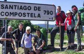 Pilgrimage: The Road to Santiago for BBC