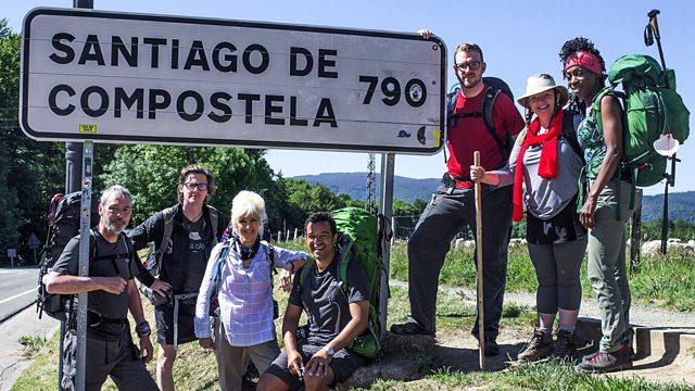 Pilgrimage: The Road to Santiago for BBC